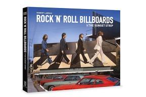 Rock 'N' Billboards Of The Sunset Strip