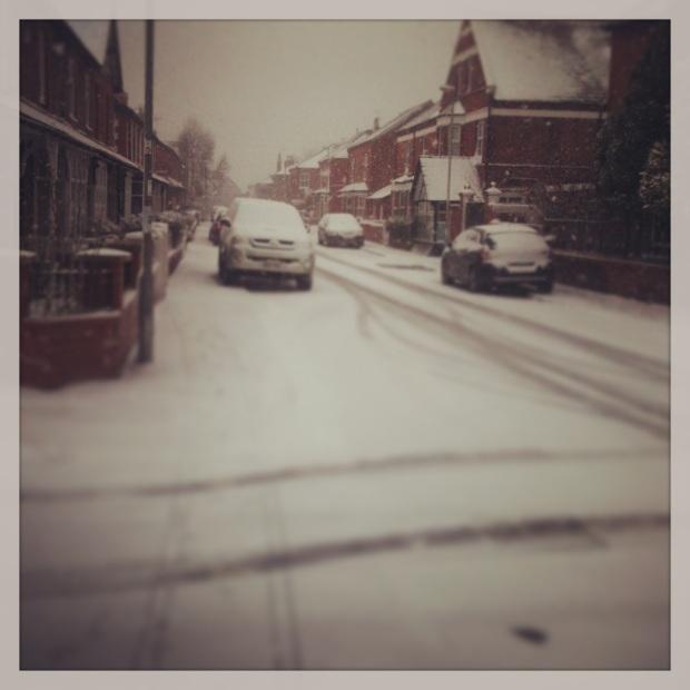 Snow way!
