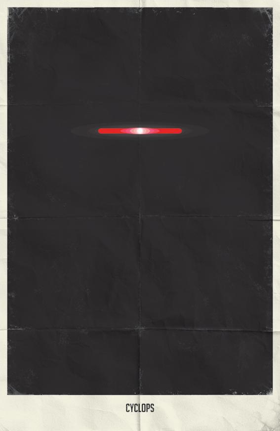 Marko Manev - Marvel Minimalist Posters
