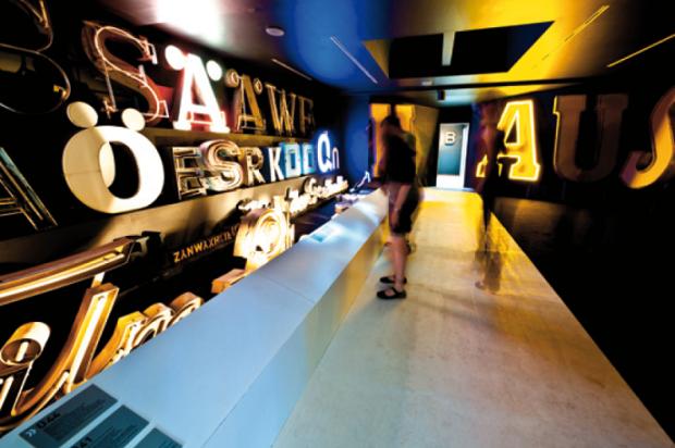 The Buchstaben Museum