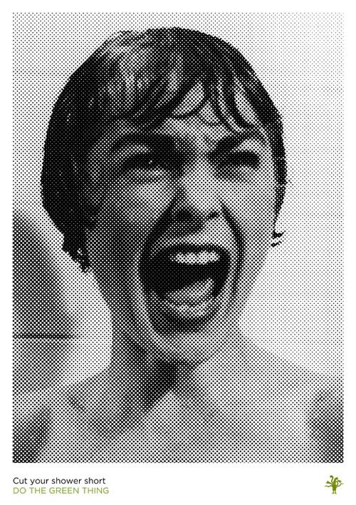 'Cut Your Shower' by Michael Bierut