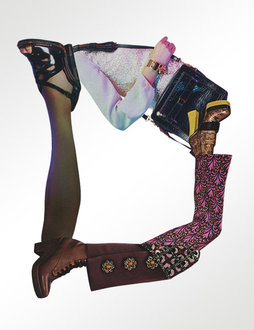 Fashion Font by Yvette Yang