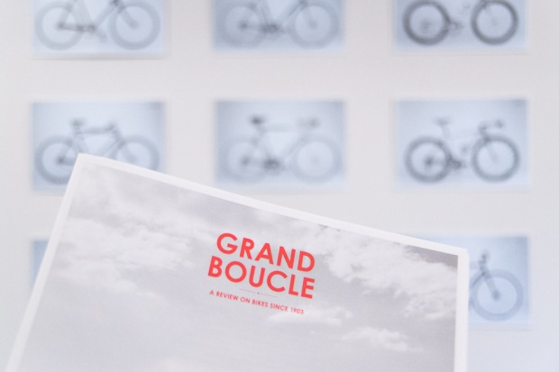 Grand Boucle at Kemistry Gallery