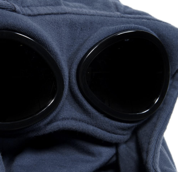 The Goggle Hoody - CP Company