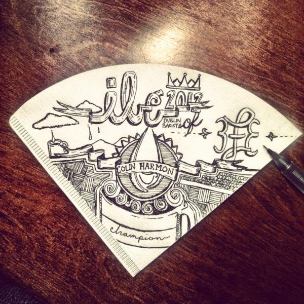 Ben Blake - Draw Coffee