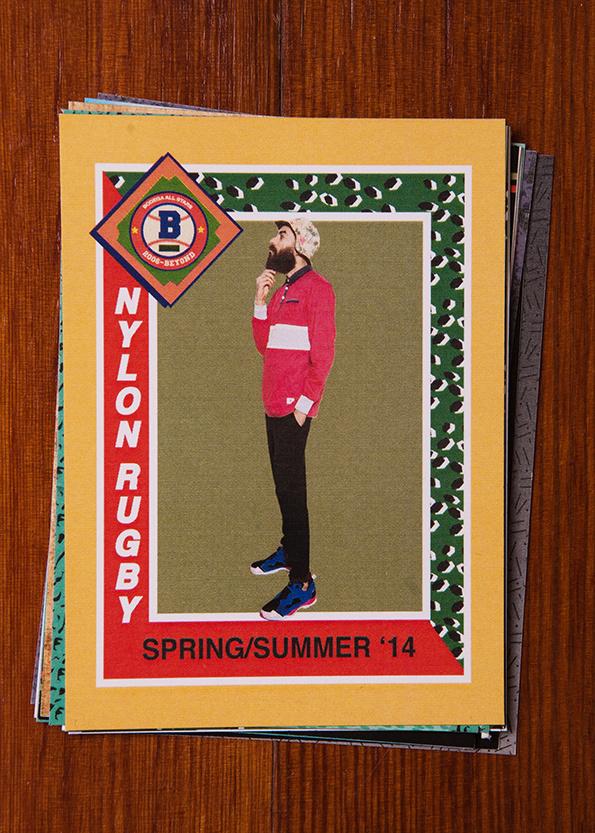 Bodega - spring/summer 2014 collection