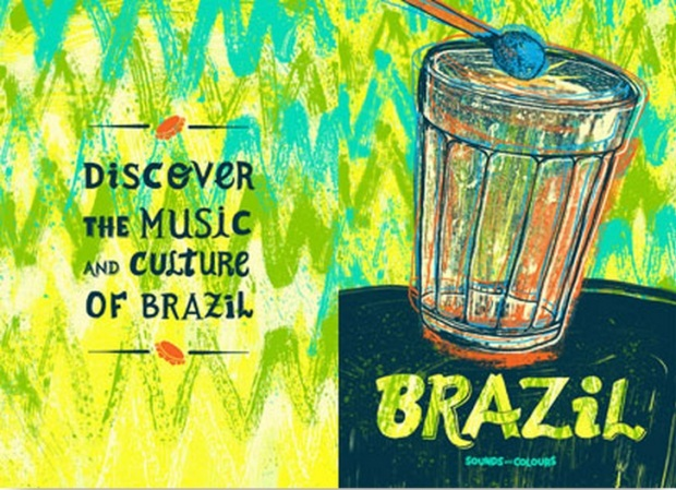 Sounds And Colours:Brazil